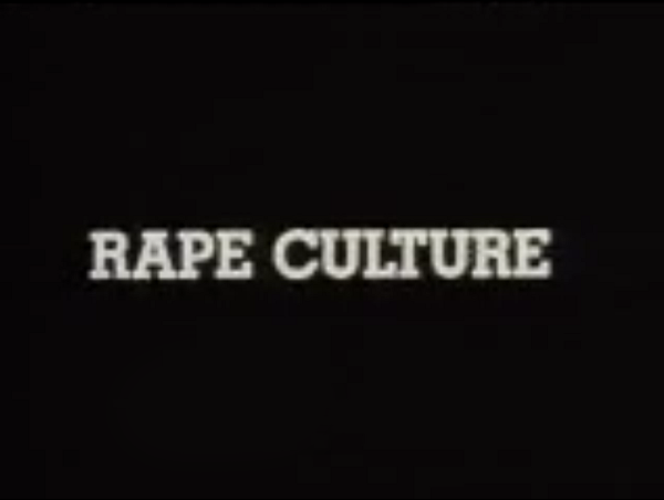 Rape Culture: April 7th, 2014