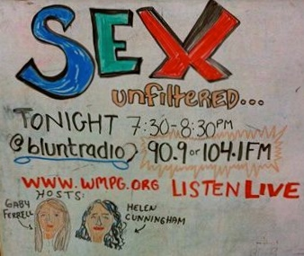 Sex Ed: Unfiltered Monday, August 11th